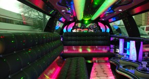 Limousine Service in Dallas